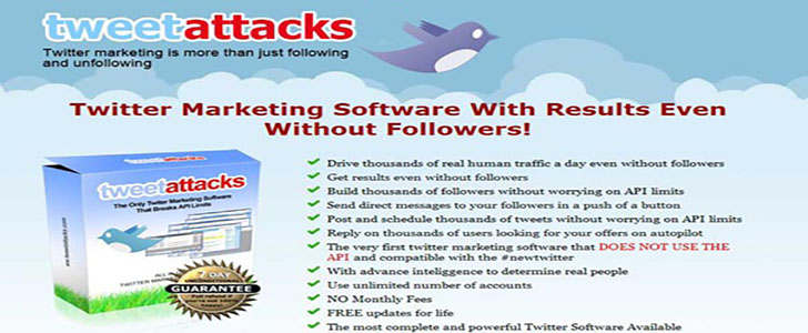 tweet attacks pro coupon, tweet attacks pro promo code, tweet attacks pro discount code