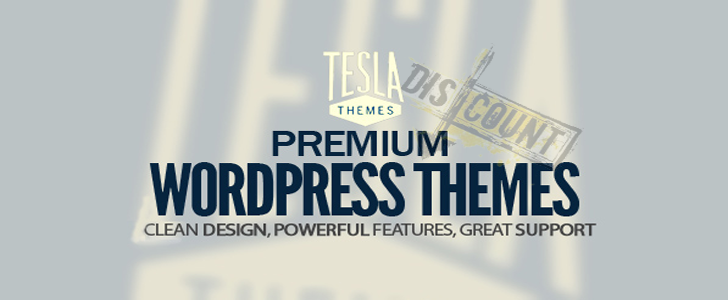tesla themes coupon code, tesla themes coupon 2016